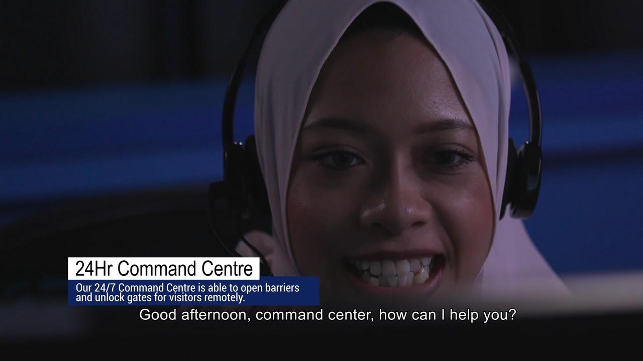 Command Centre Verification