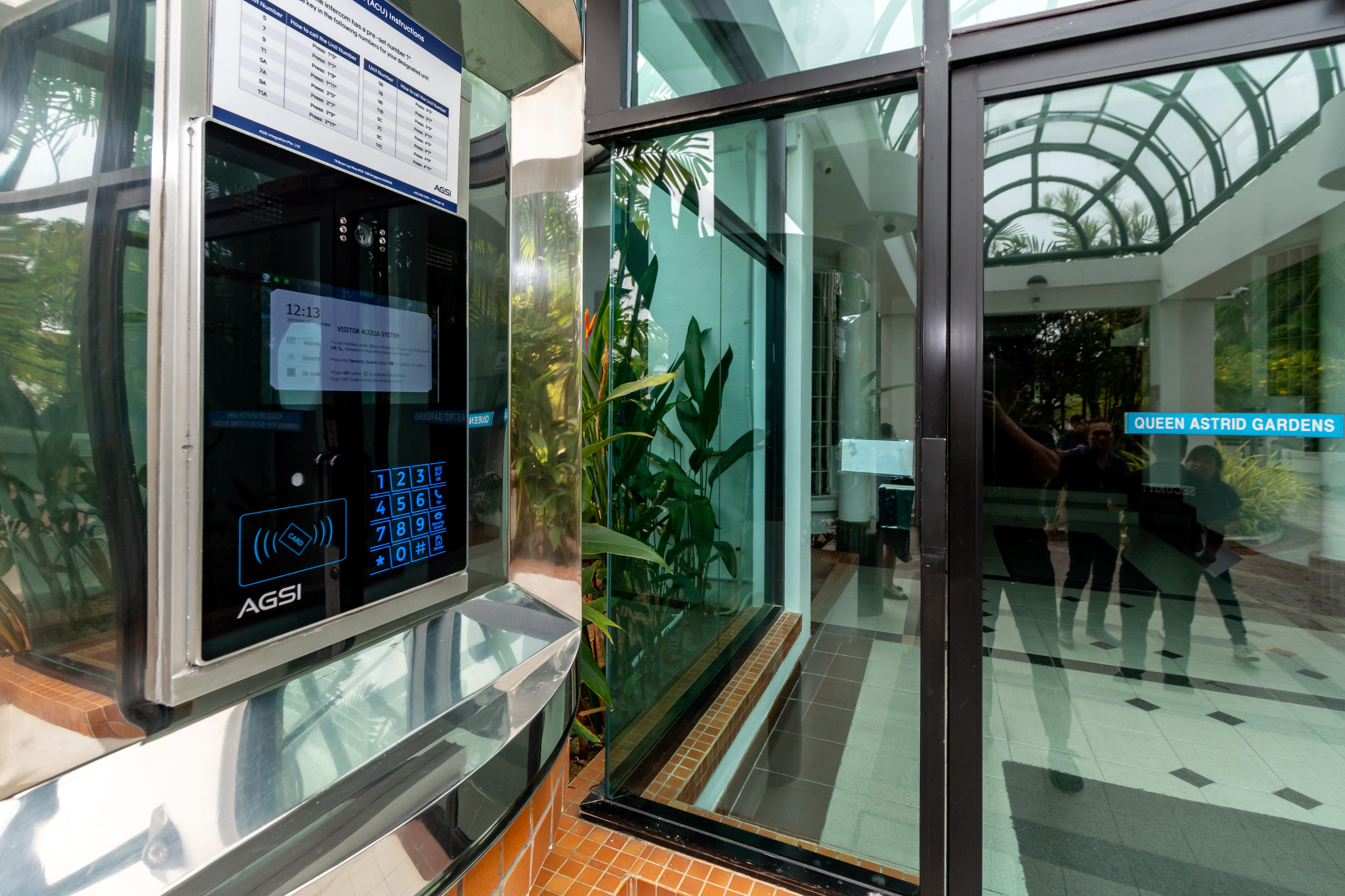 Smart Intercom System