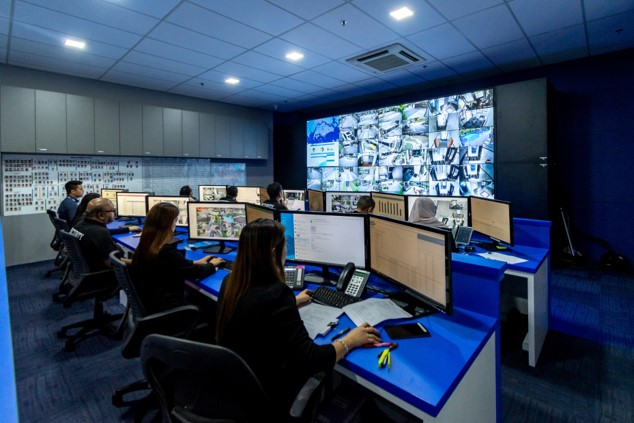 Central Command Centre